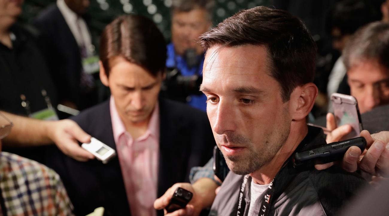 Falcons gameplan stolen with Kyle Shanahan's backpack