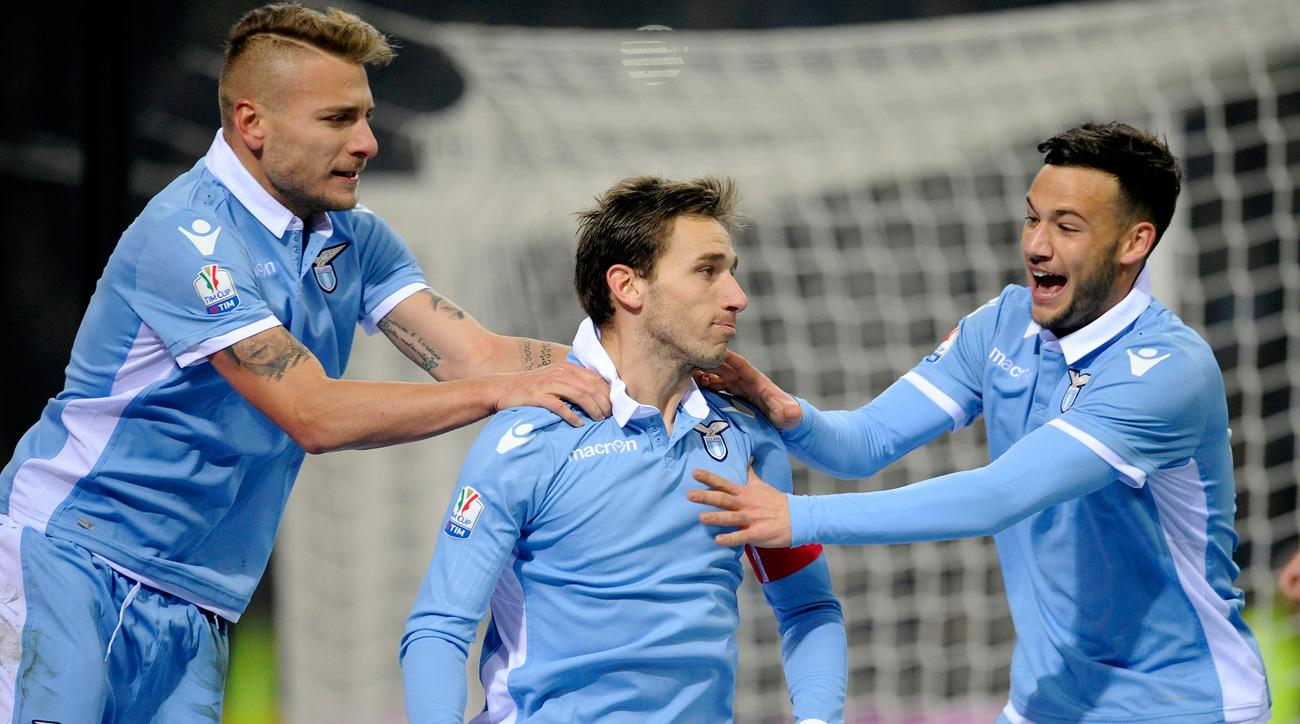 Lazio ousts Inter Milan from the Coppa italia