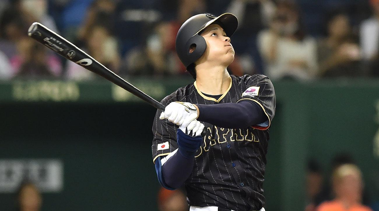 shohei otani world baseball classic