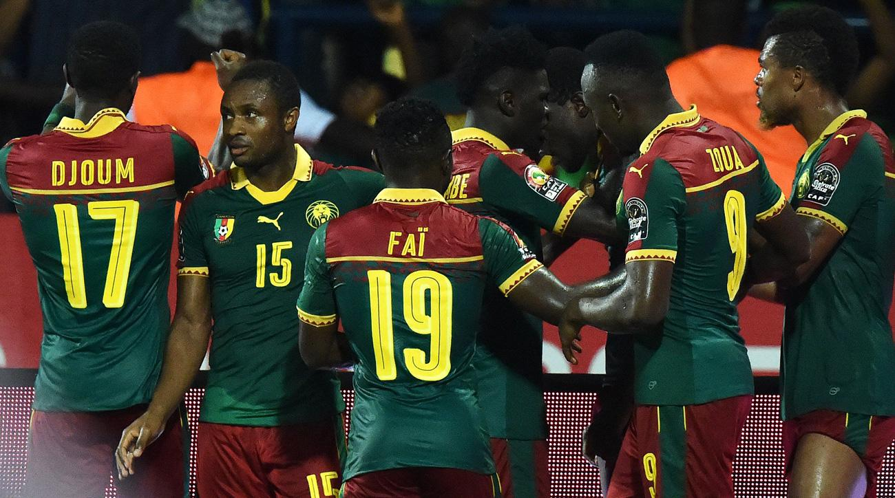 Cameroon beats Ghana to reach the Africa Cup of Nations final
