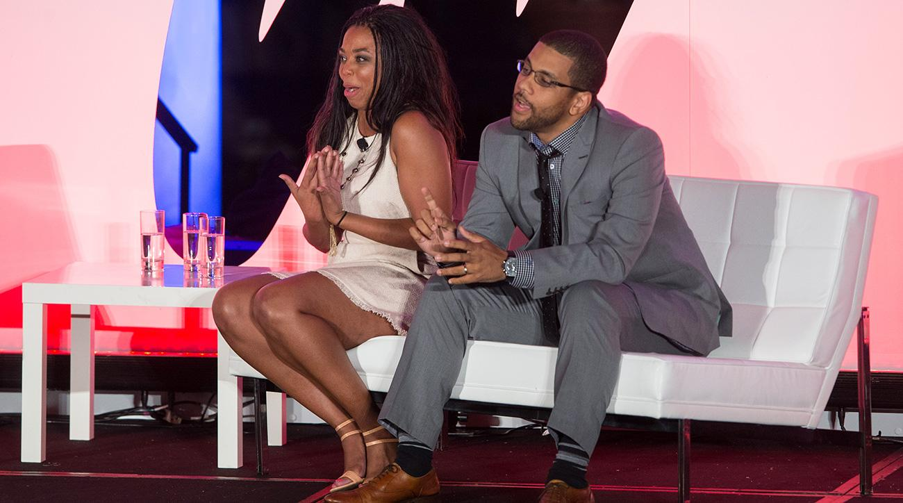 Jemele Hill, Michael Smith