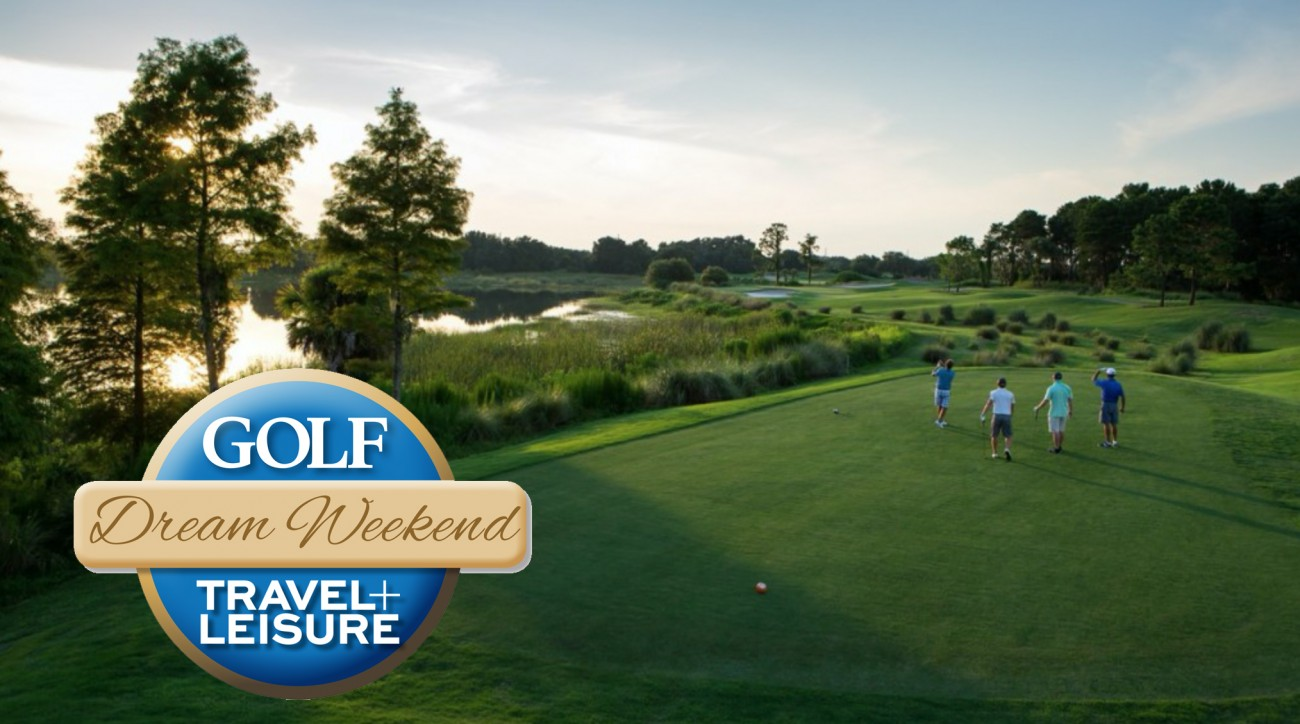 Orange County National features  36 holes of championship golf as well as a nine-hole short course.