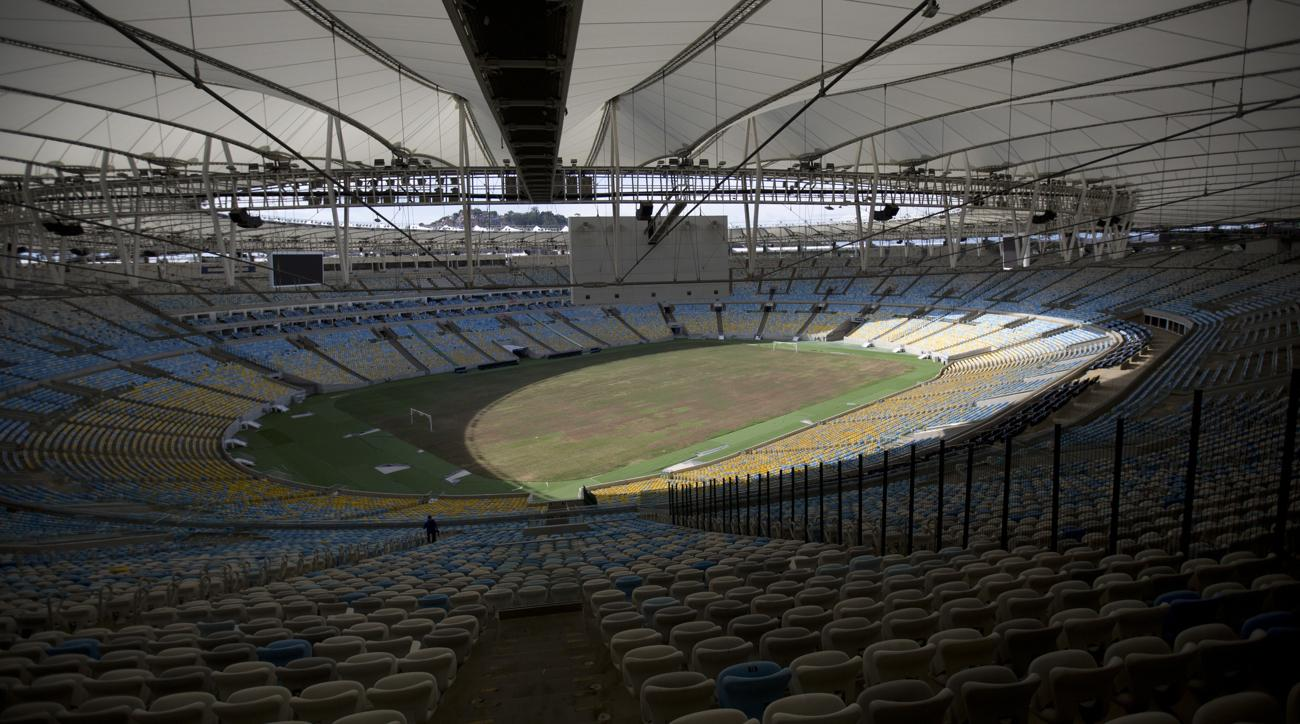 rio olympic venues today abandoned