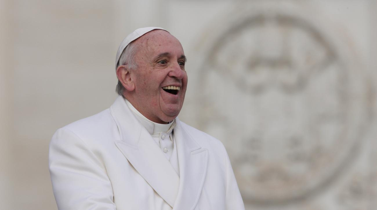 Pope Francis Super Bowl