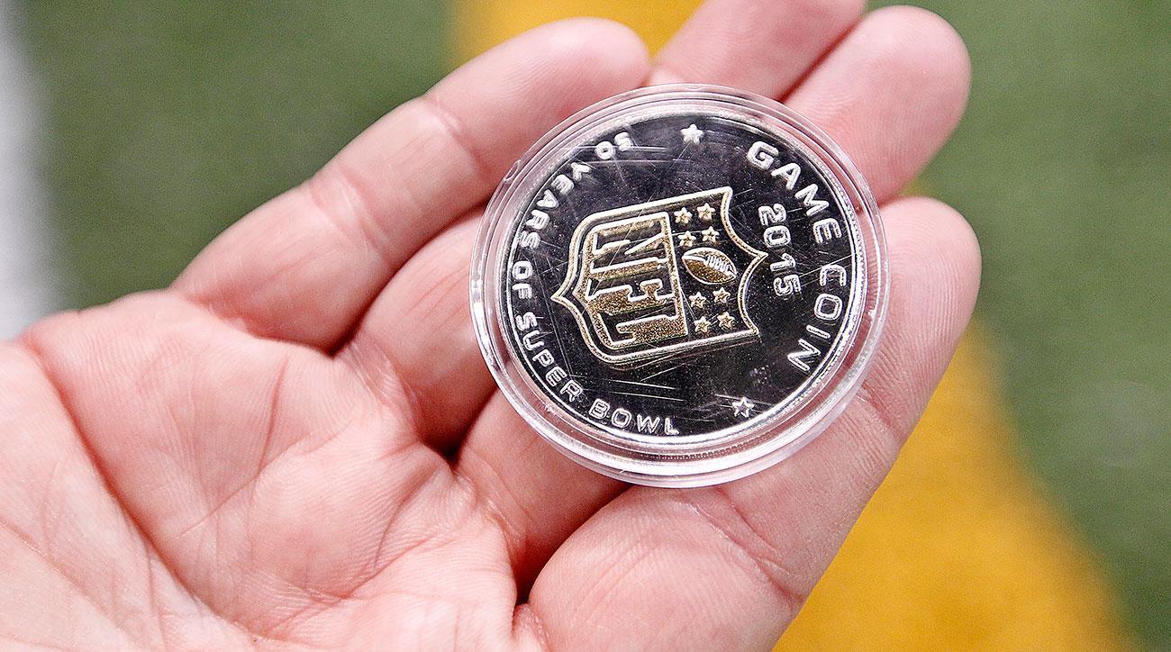 super bowl li coin toss result
