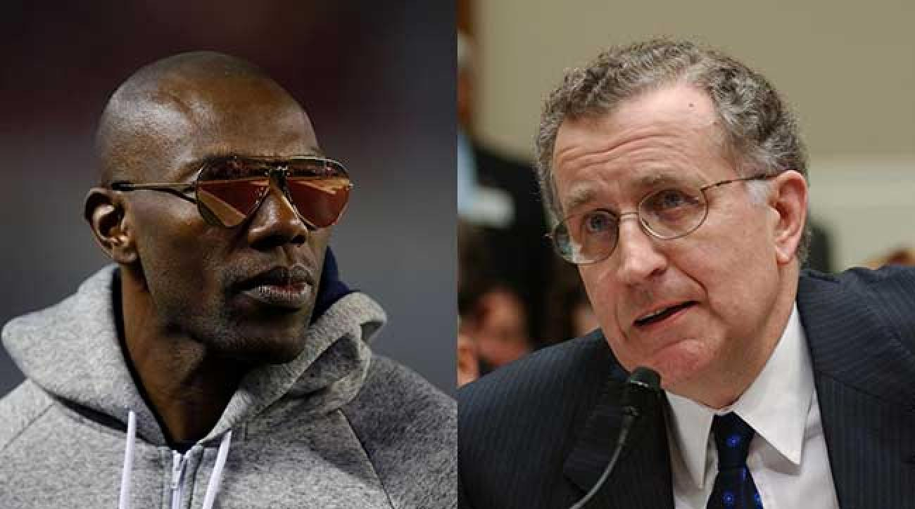 Hall of Fame voters failed to elect Terrell Owens and Paul Tagliabue.