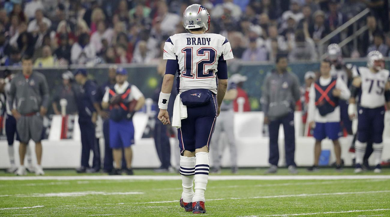Tom Brady and the Patriots are losing in the Super Bowl, and Twitter is going wild.