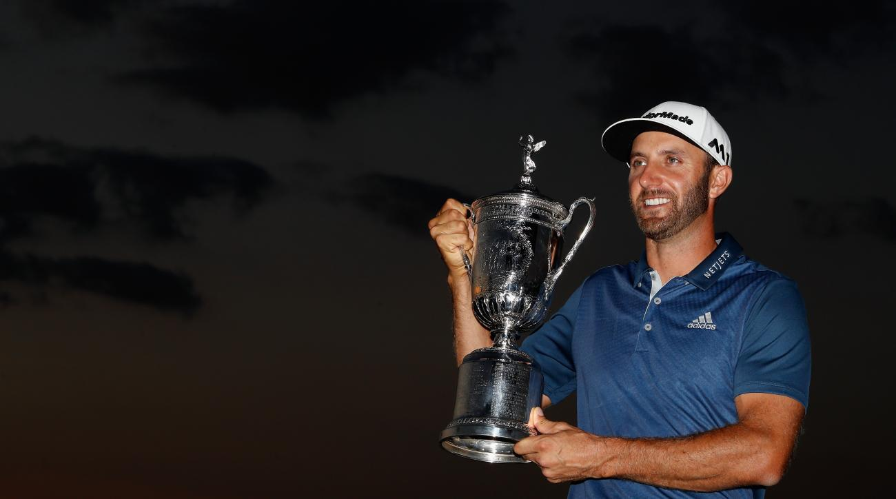 The winner of the 2017 U.S. open will earn $2.16 million.