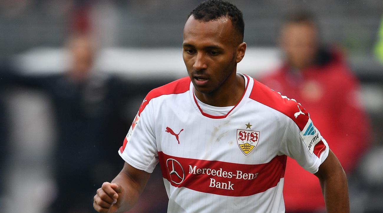 Julian Green scores for Stuttgart