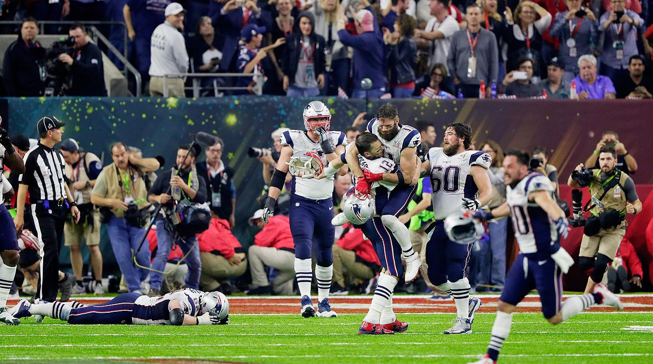 3c33cdc168f New England Patriots rally to win Super Bowl 51 in OT