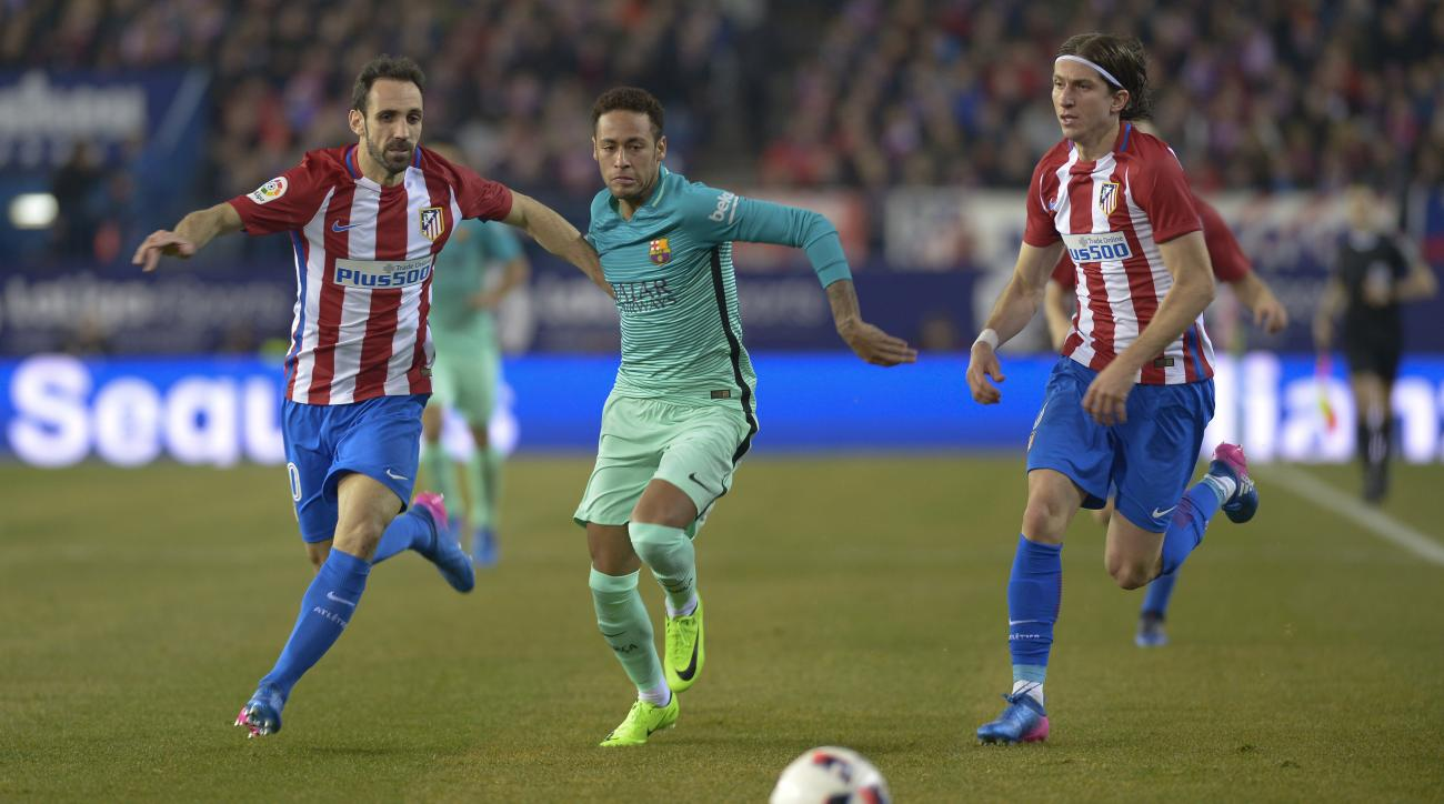 Watch Barcelona vs Atletico Madrid online live stream