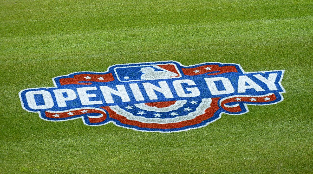 when is opening day 2017