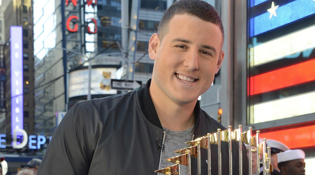 anthony rizzo supports kid beat into a coma