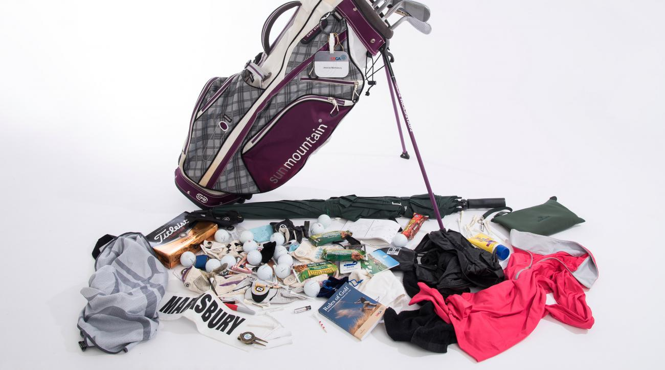 Jessica Marksbury shows you how to tackle even the messiest of golf bags.