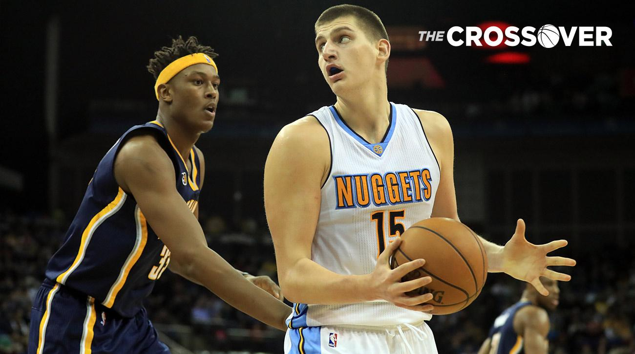 65c46b9ed34d The Joker  Nikola Jokic Gets Serious With Nuggets