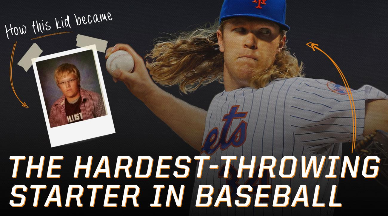 Noah Syndergaard, New York Met