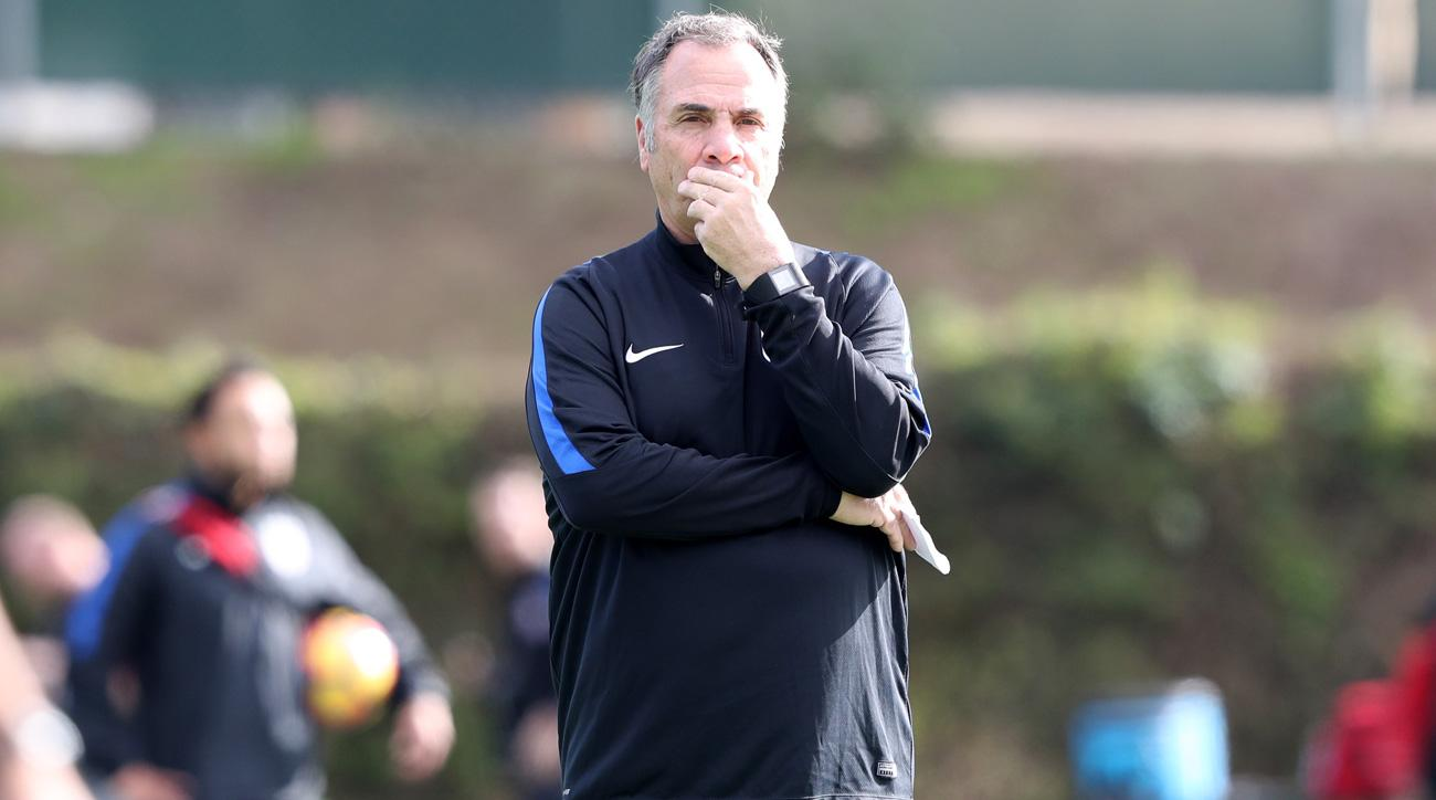Bruce Arena guides the USA through World Cup qualifying