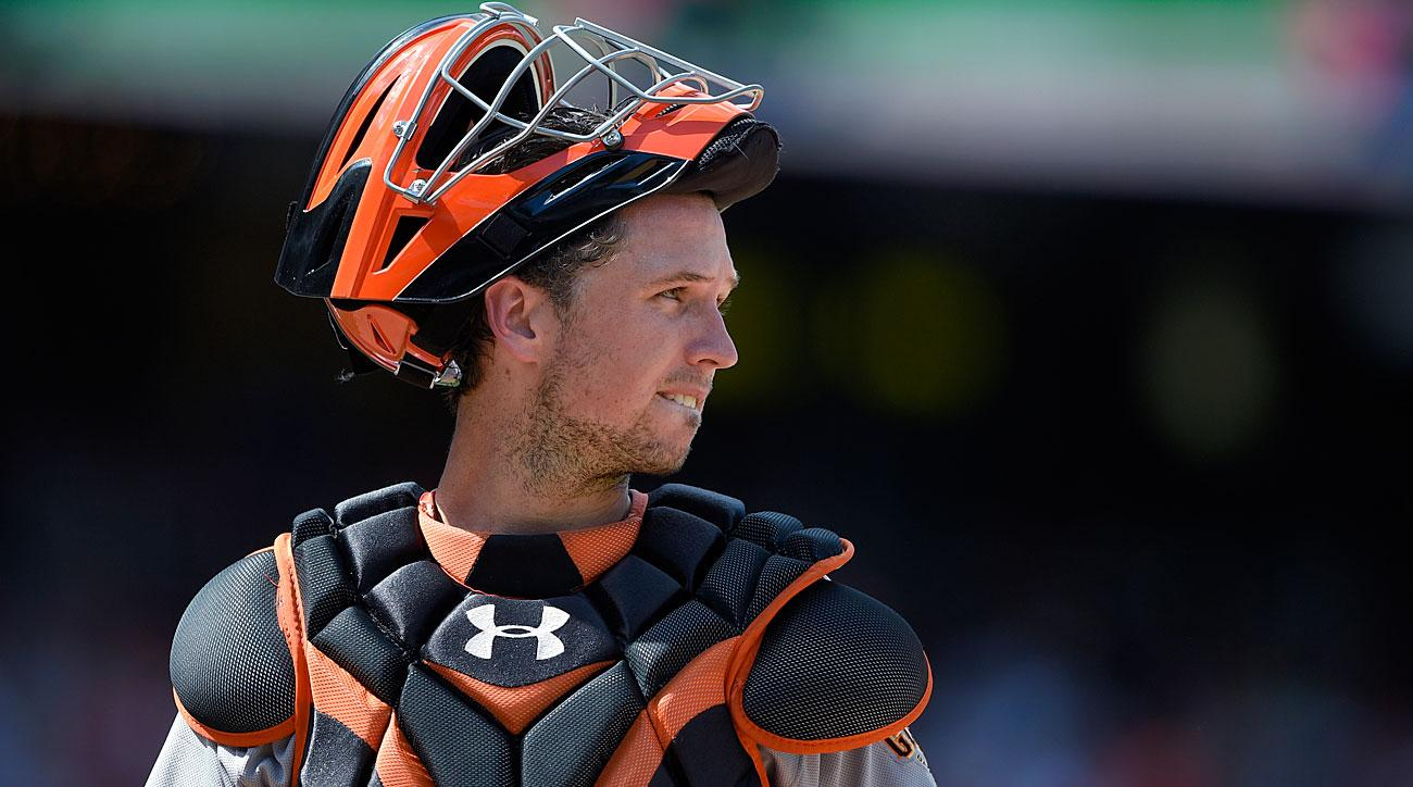 Buster Posey, San Francisco Giants