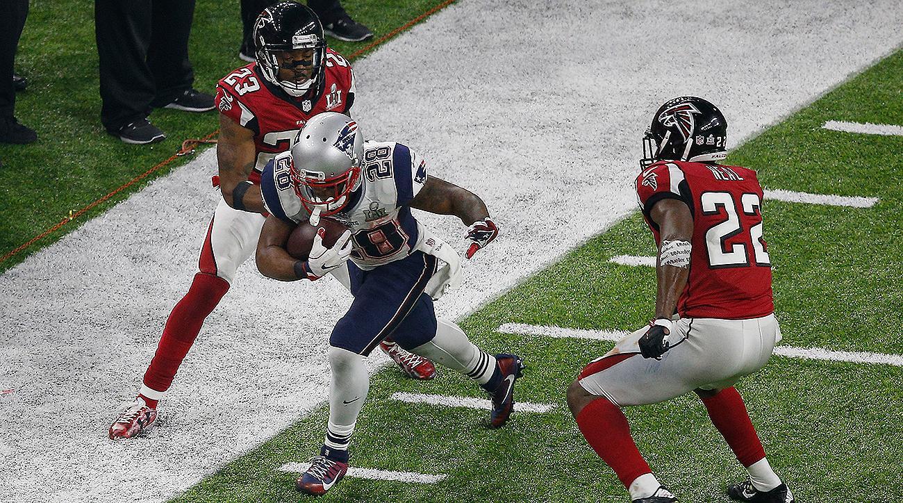 8b448e906 Super Bowl player grades  James White