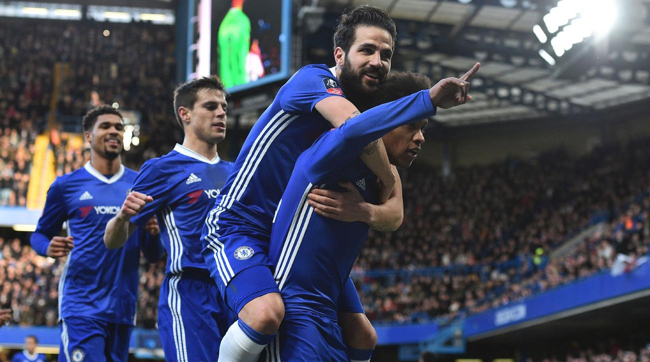 Chelsea is a favorite to win the Premier League title