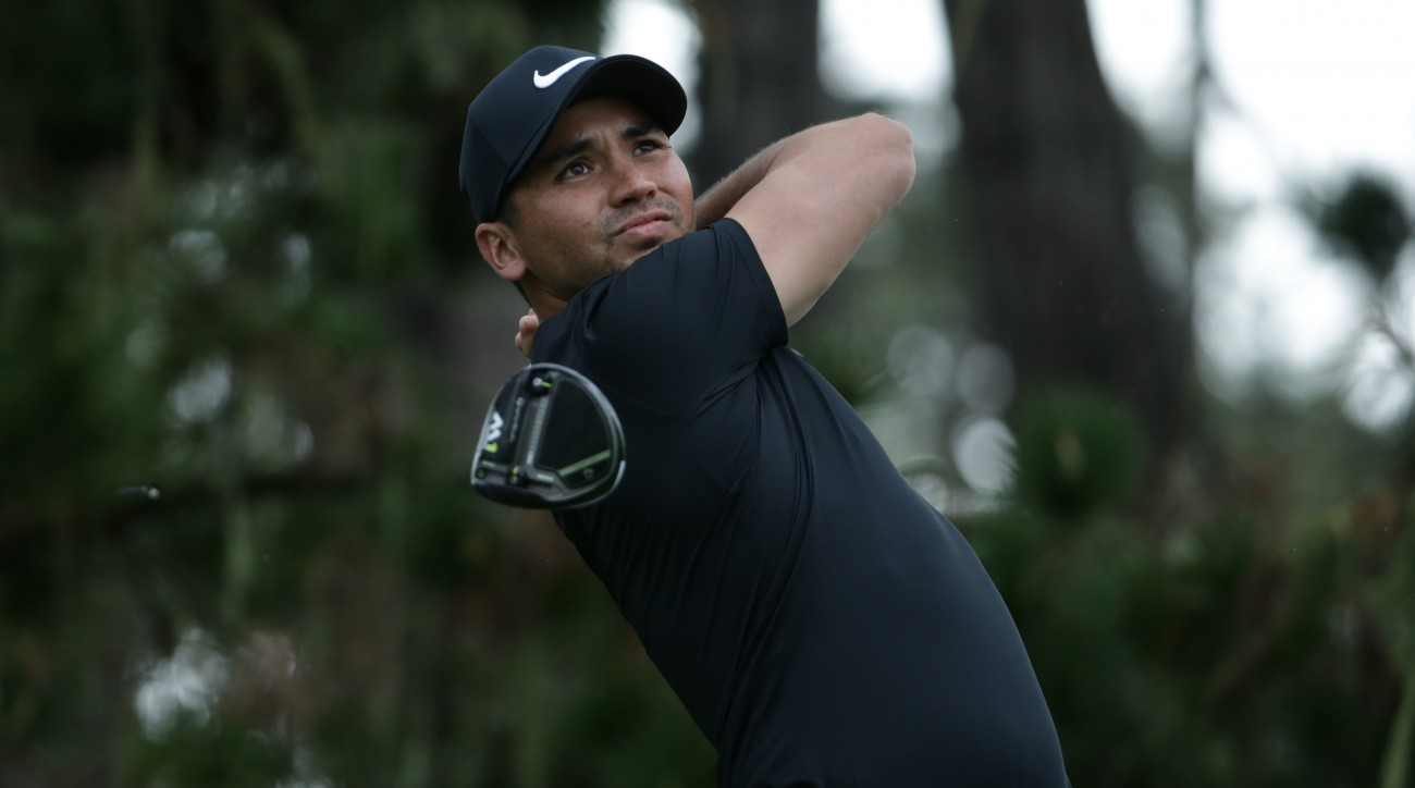 Thanks to a second round 64, Jason Day vaulted to the top of the leaderboard at the Pebble Beach Pro-Am.