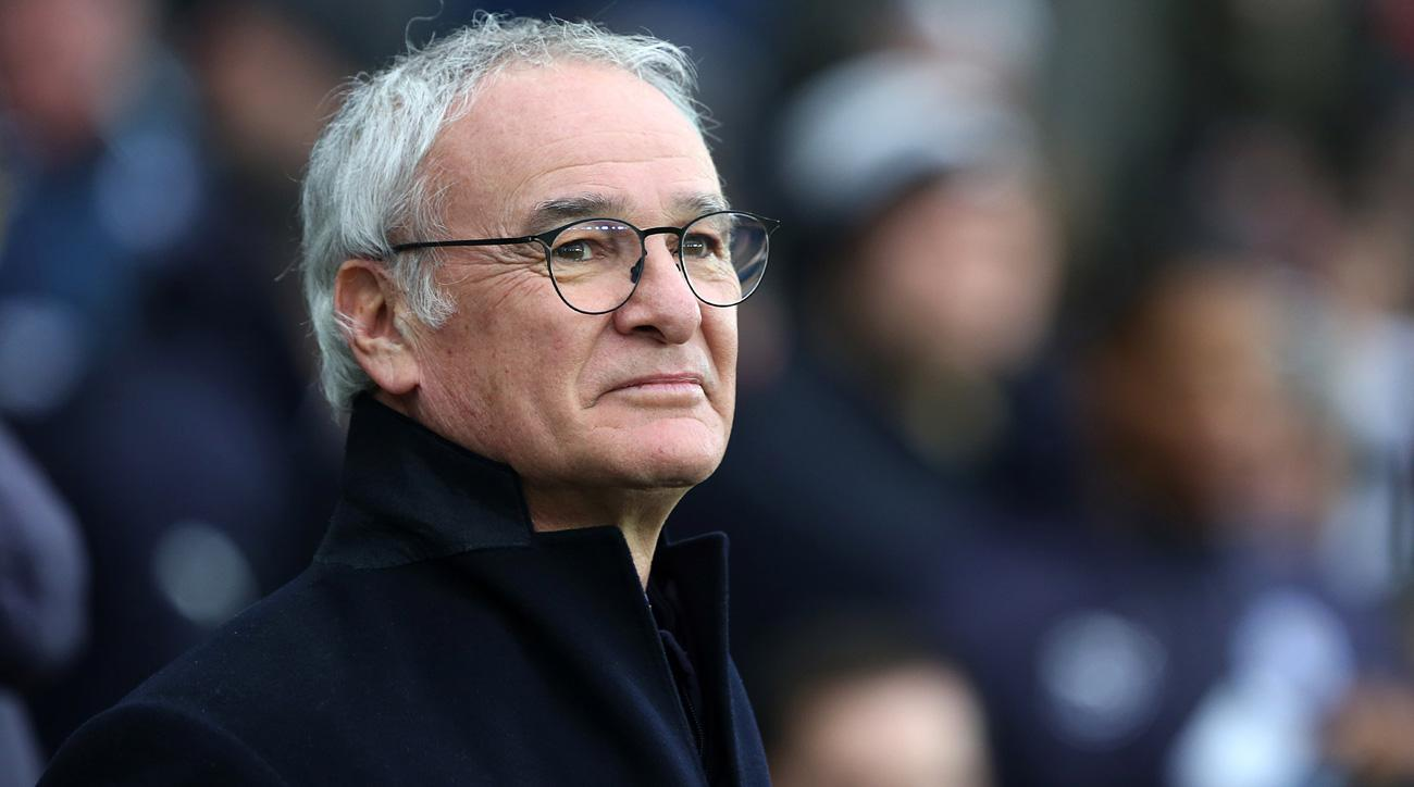 Claudio Ranieri is under fire at Leicester City