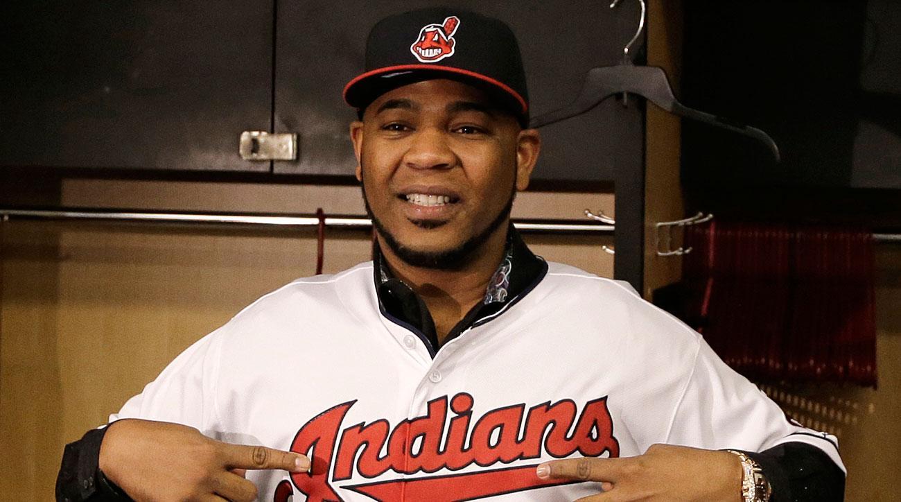 Edwin Encarnacion, Cleveland Indians