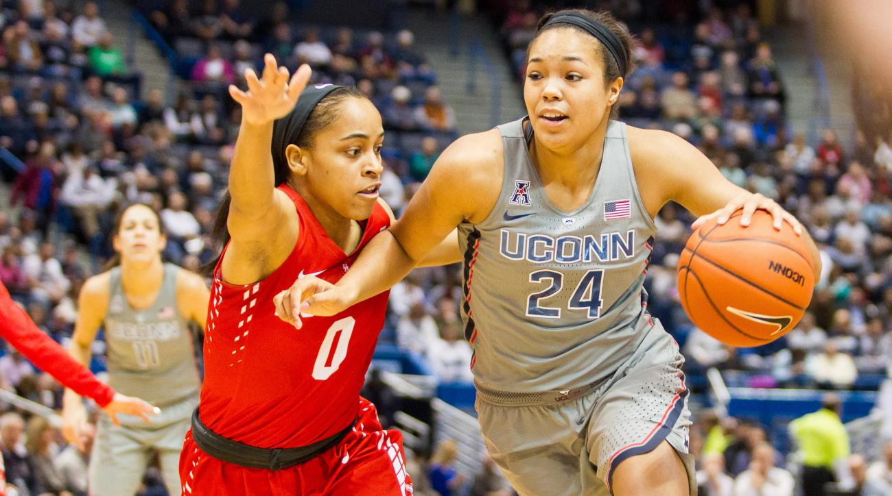 Watch UConn women's basketball vs South Carolina online