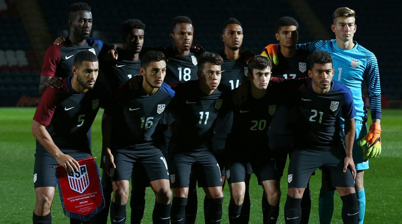The U.S. Under-20 men's national team