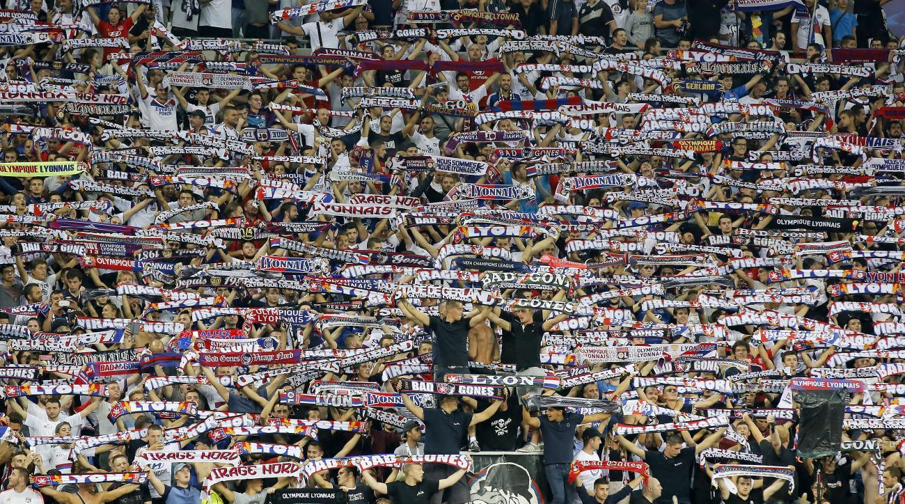 AZ Alkmaar host Lyon in the first leg of a Europa League Round of 32 matchup.