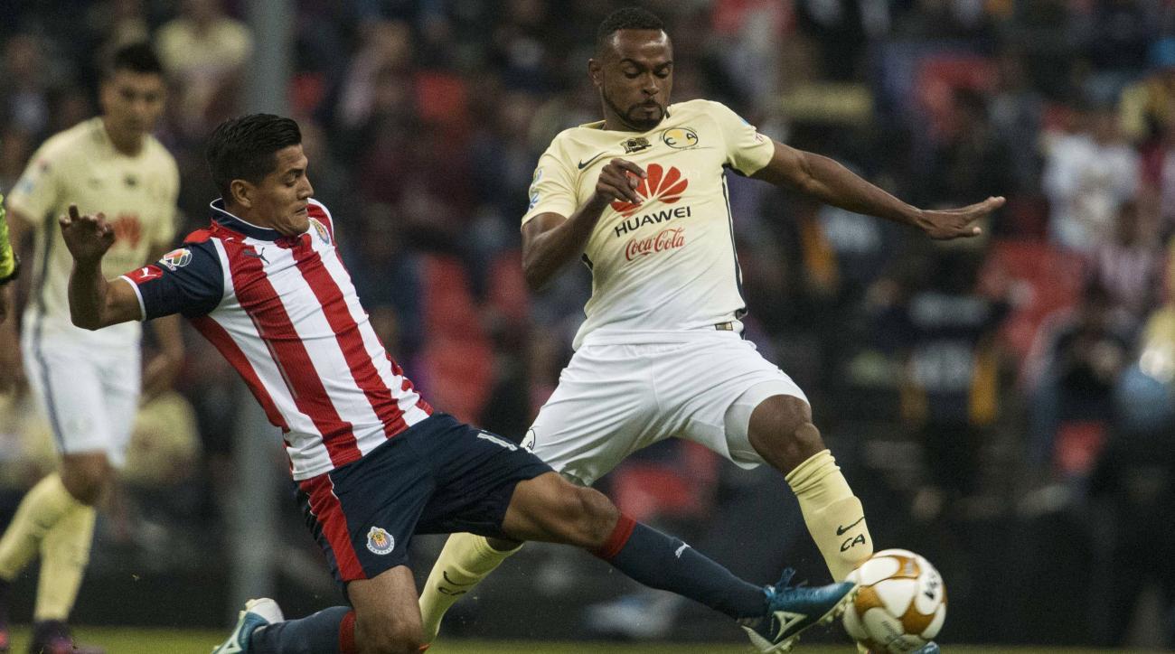 """CD Guadalajara host Chivas in """"El Super Clasico"""" on Saturday."""