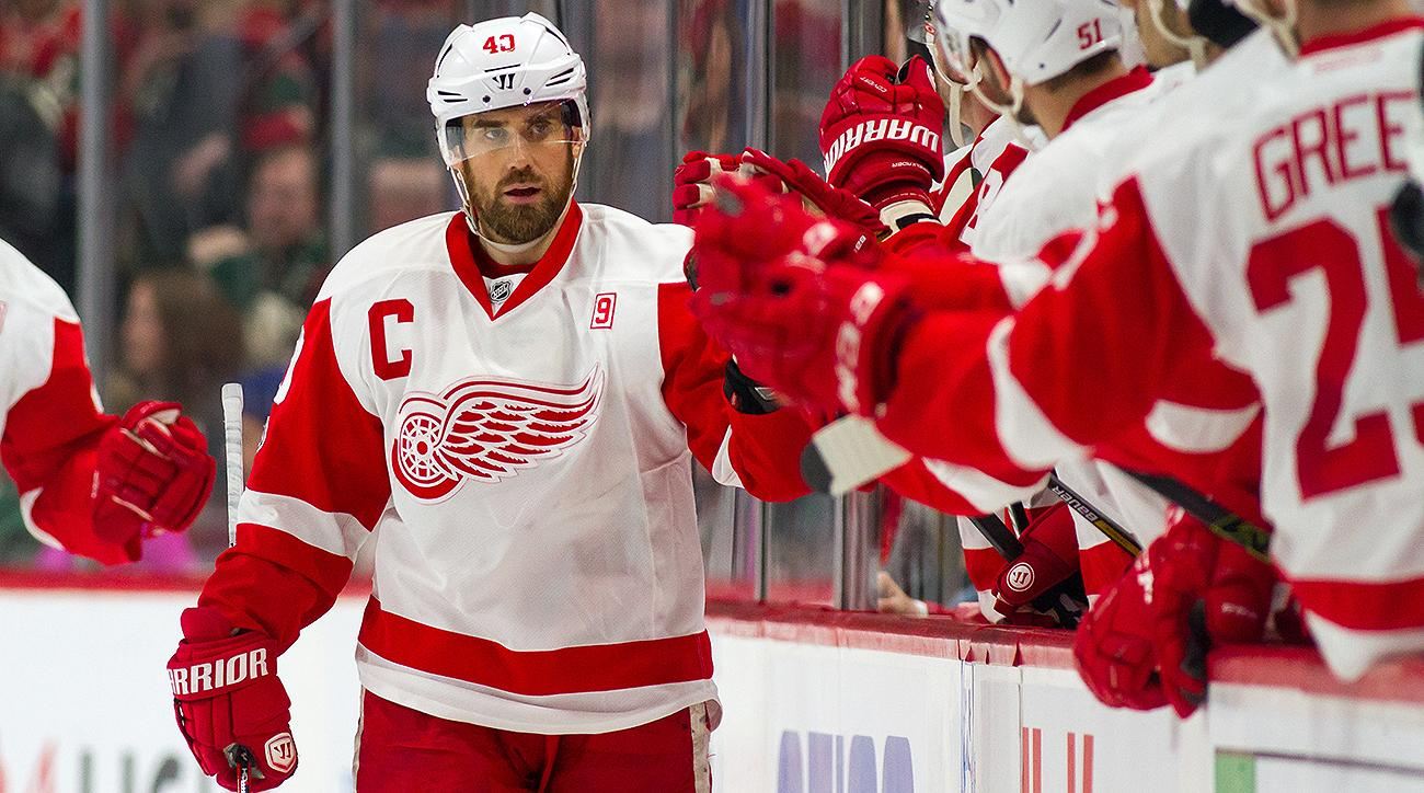 Henrik Zetterberg: Red Wings captain on career, retirement, 2017 season