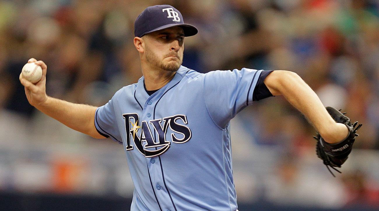 Jake Odorizzi, Tampa Bay Rays