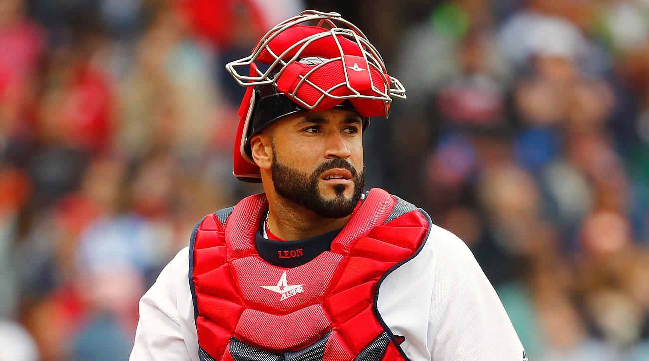 Sandy Leon, Boston Red Sox