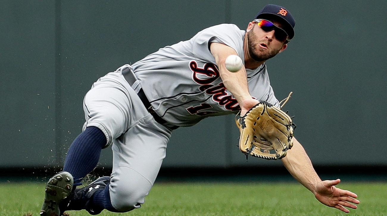 Tyler Collins, Detroit Tigers
