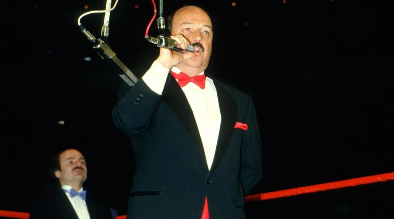 WWE's Mean Gene Okerlund on Vince McMahon, Bobby Heenan, more