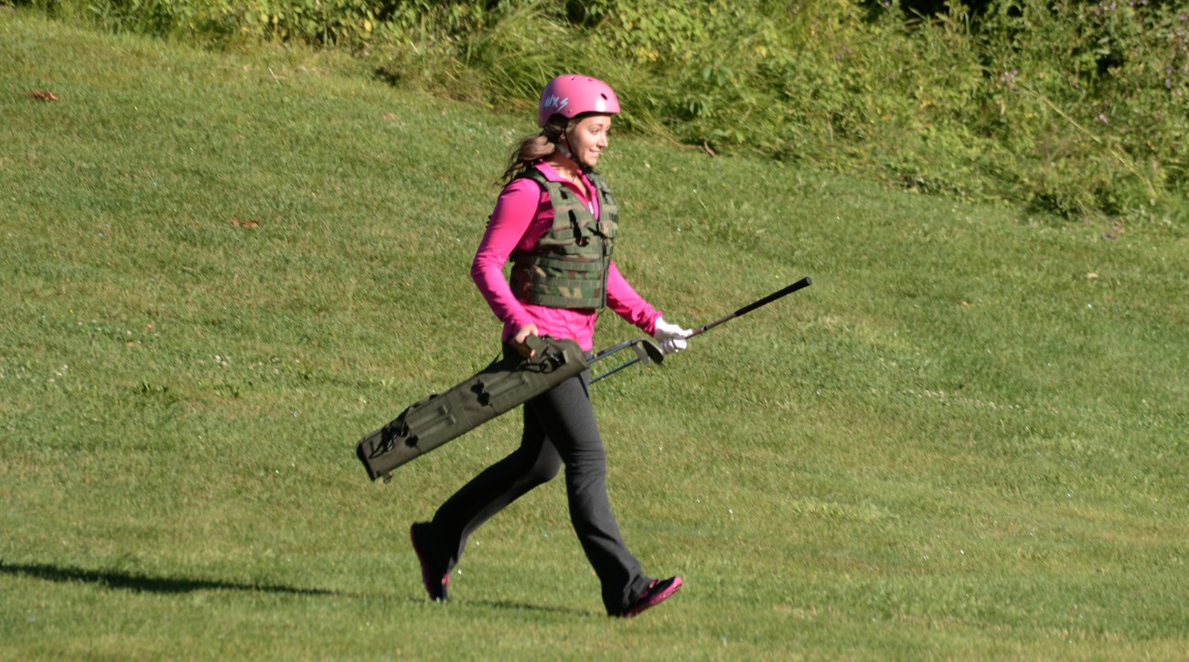 Wild golf is the brainchild of a few Michigan-based friends with a production company.
