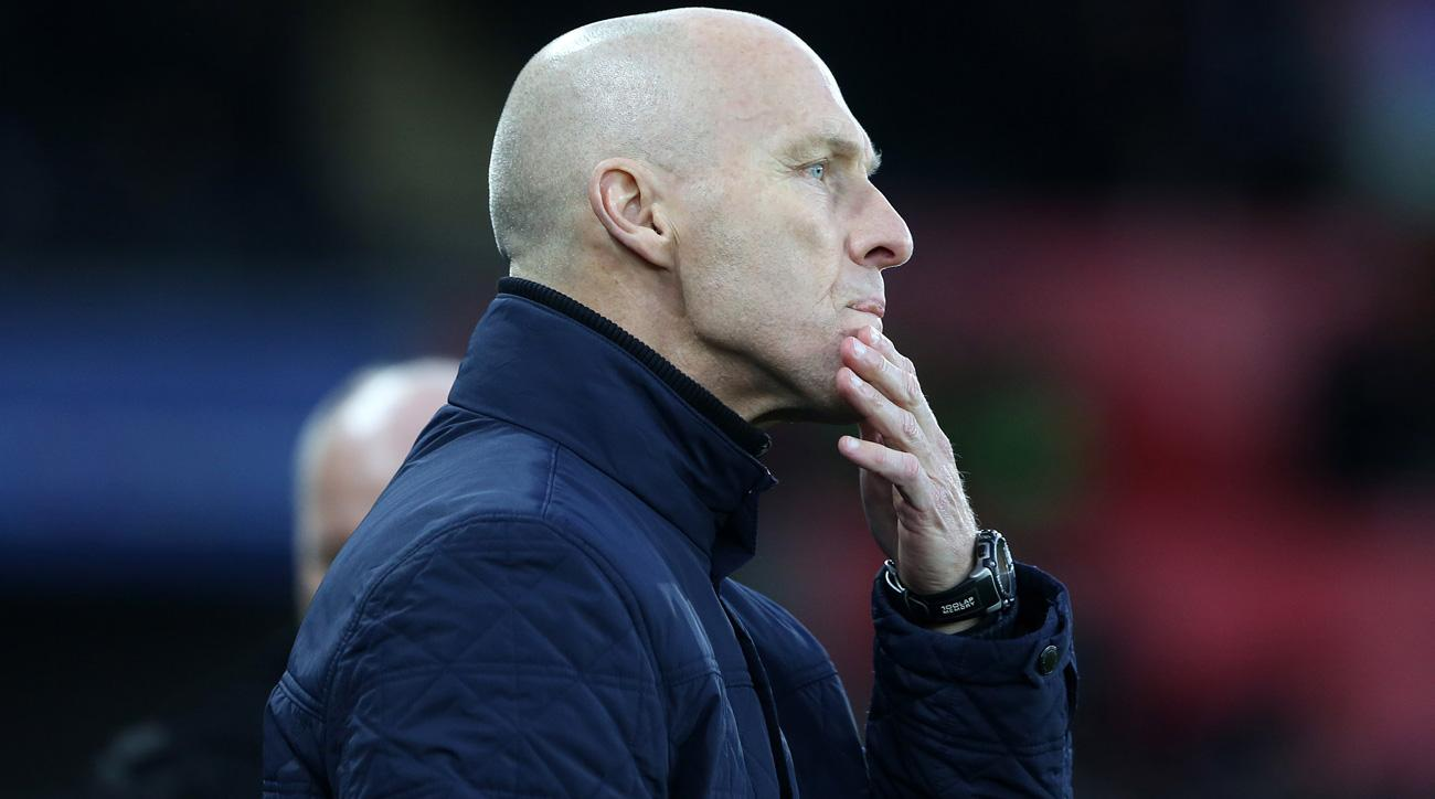 Bob Bradley is in talks with LAFC over its managerial role