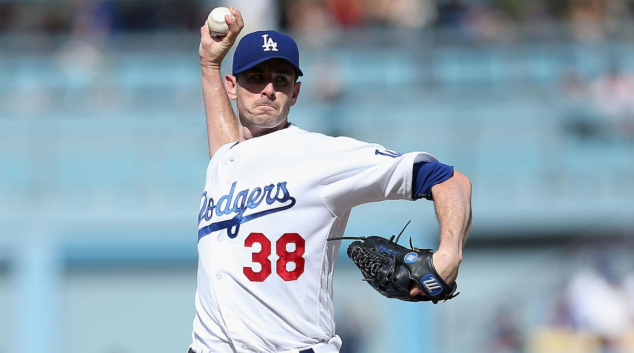 Brandon McCarthy, Los Angeles Dodgers