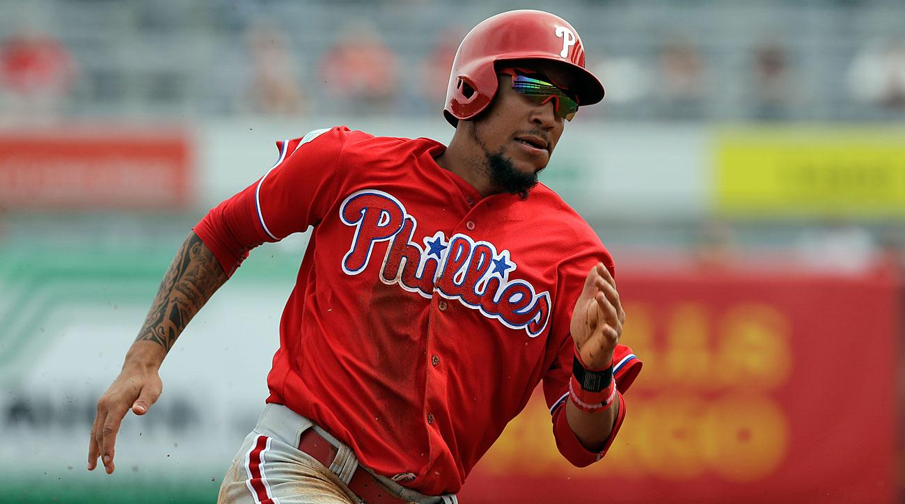 J.P. Crawford, Philadelphia Phillies
