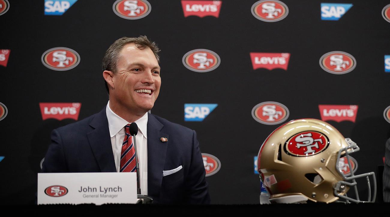 John lynchs unconventional career path to 49ers gm job si the unconventional career path of 49ers gm john lynch voltagebd Gallery