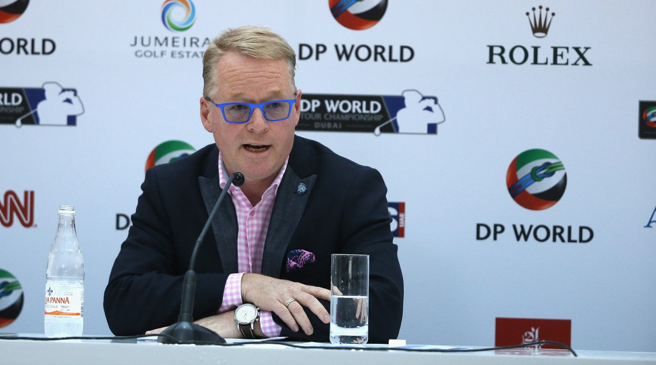 Keith Pelley is bringing new and innovative ideas to the European tour.