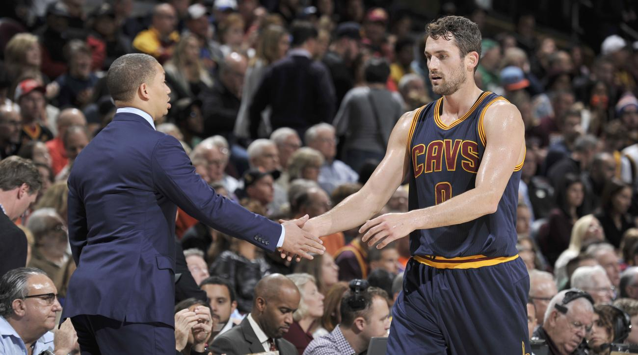 tyronn lue kevin love injured