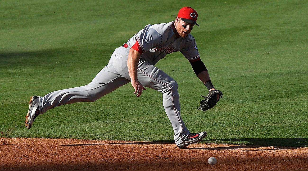 Zack Cozart, Cincinnati Reds