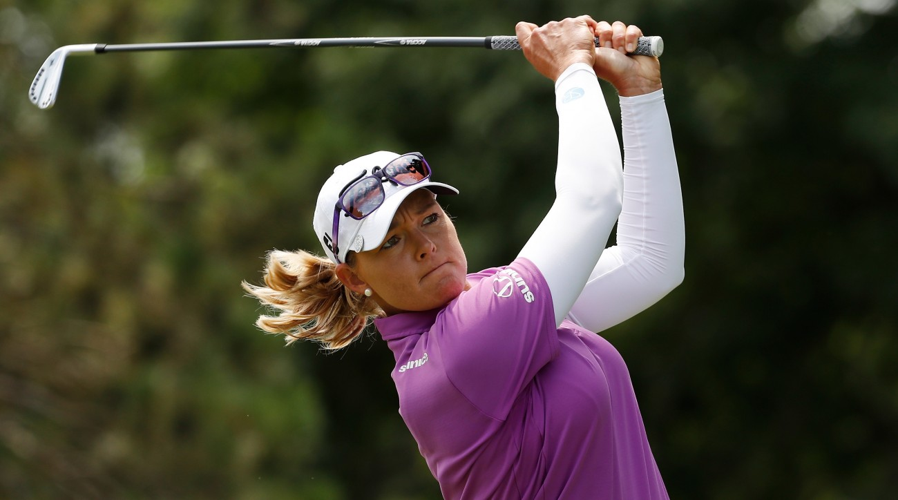 Kathrine Kirk has won twice on the LPGA Tour.