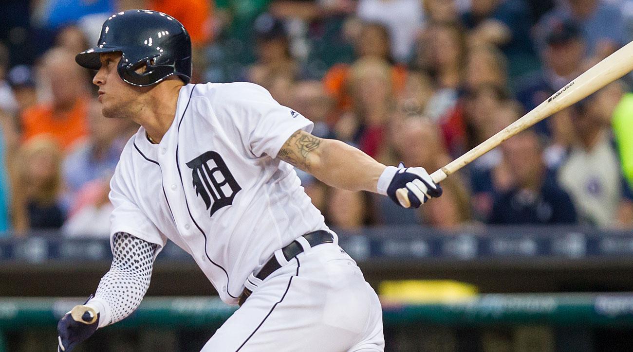 JaCoby Jones, Detroit Tigers