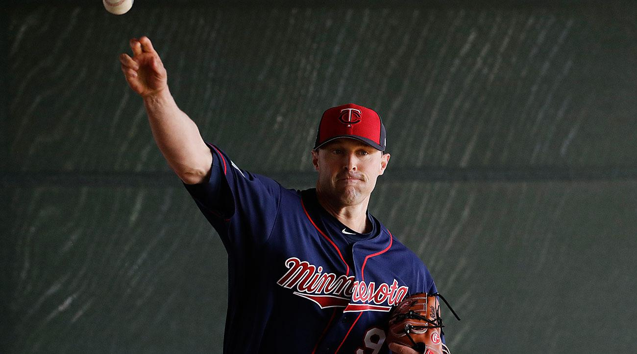 Matt Belisle, Minnesota Twins