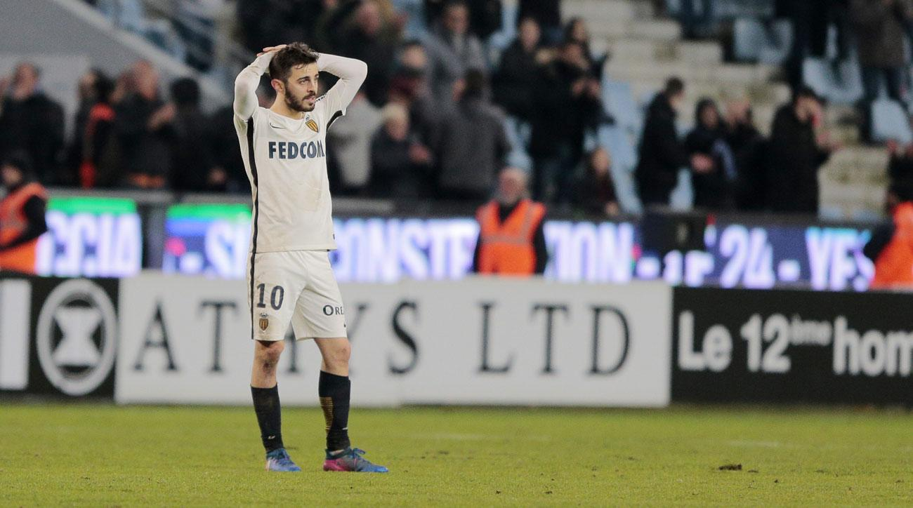 Monaco draws Bastia in Ligue 1