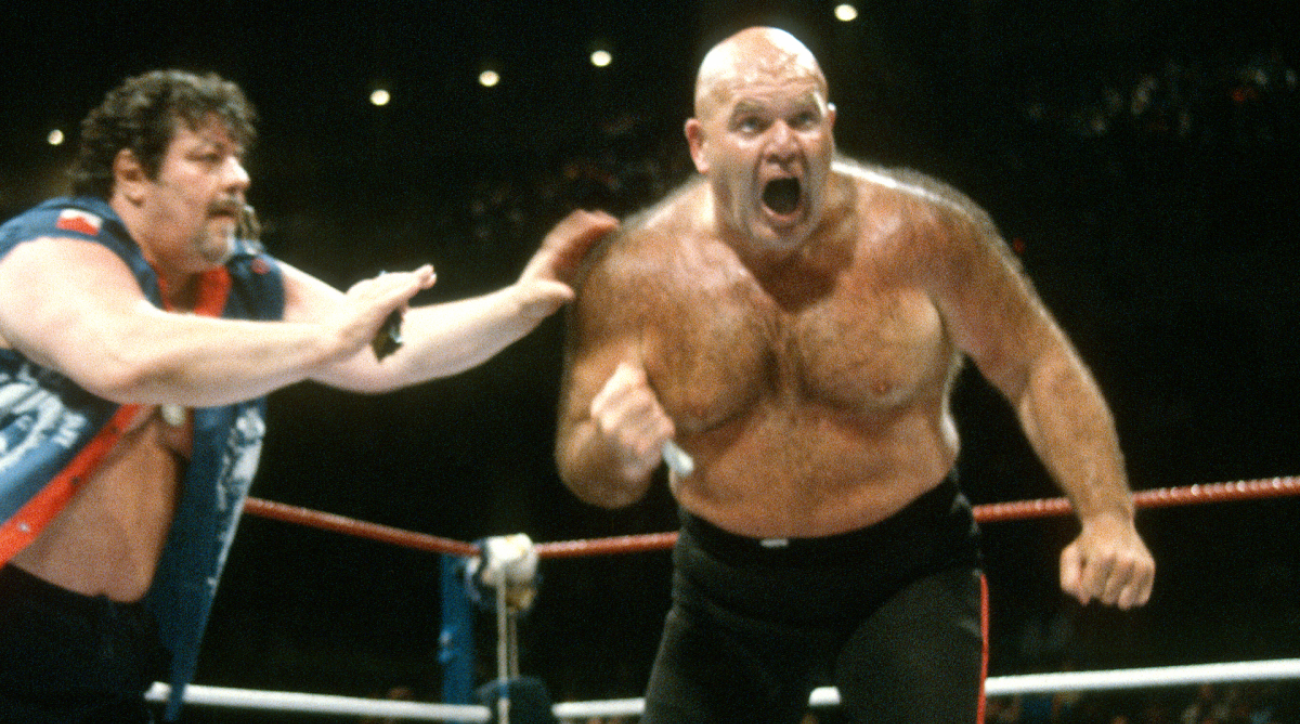 George 'The Animal' Steele; WWE Hall of Famer dead at 79
