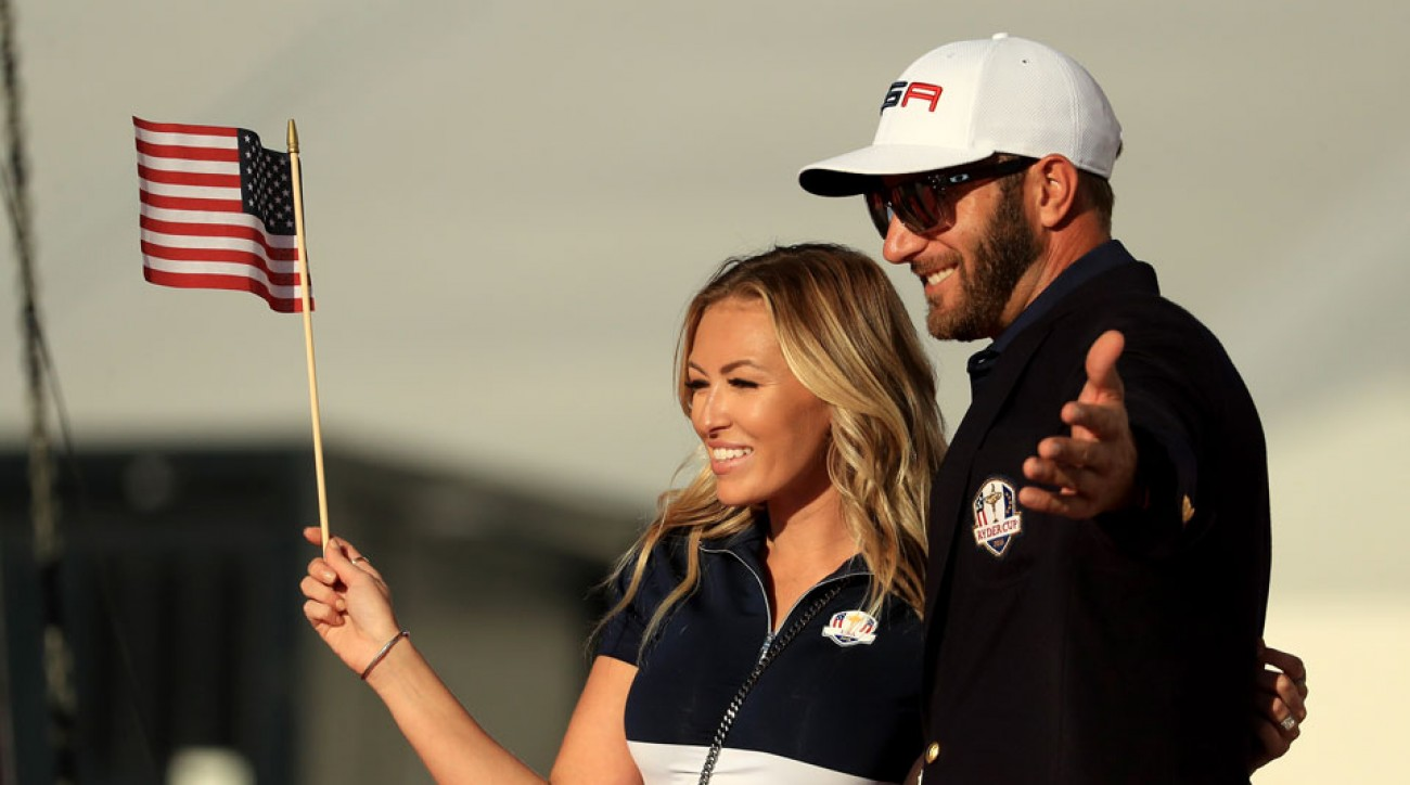 Dustin Johnson And Paulina Gretzky Expecting Second Baby